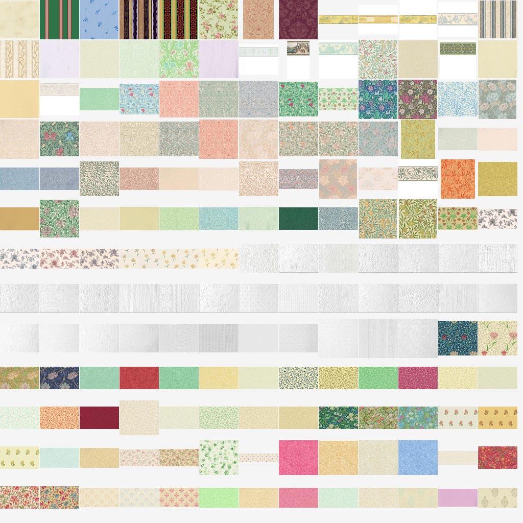 [Текстуры] Обои (тайлящиеся) с сайта wallpaperdirect.co.uk