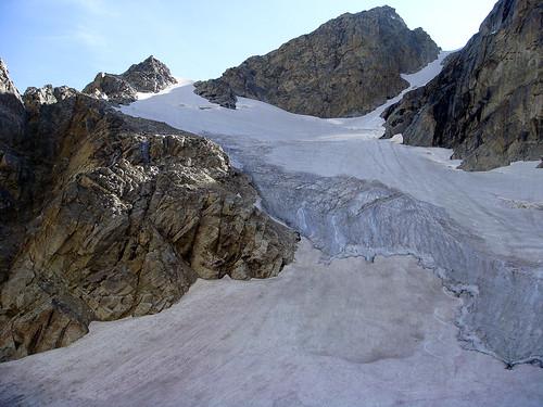 a grand glacier