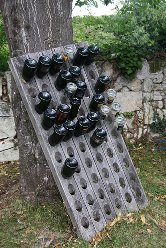 Wine Garden Bottle Return