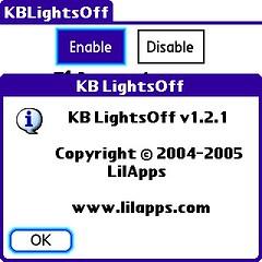 KB LightsOff!