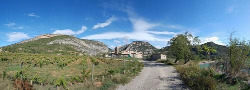Pueblo de Ligüerre de Cinca