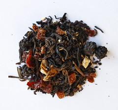 Zen Tea Pu-erh Forest (Zen Tea) Tags: forest berries blend puerh frutosrojos redtea granel trojo zentea hojasdet puerhforest
