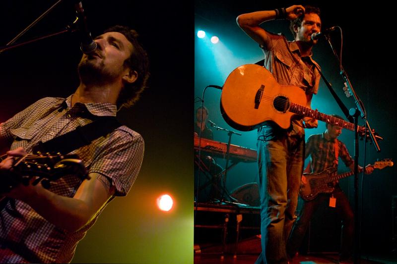 Frank Turner - Wolverhampton 19/10/09