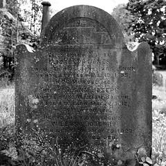 Welsh grave
