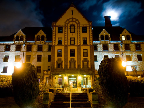 Halloween at the Haunted Castle by Michael @ NW Lens