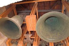 Campanas en Teruel (TerePedro) Tags: espaa spain arquitectura torre iglesia unesco campanile campana aragon teruel eglise sanpedro campanario amantes patrimonio patrimoniodelahumanidad amantesdeteruel aboutiberia