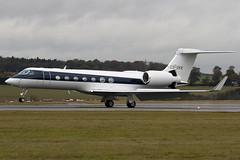 CS-DKK - 5201 - Netjets Europe - Gulfstream G550 - Luton - 091105 - Steven Gray - IMG_3670