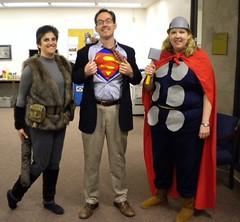 Hardin superheroes