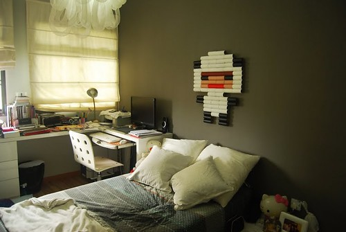 pixel art rollos de papel higiénico