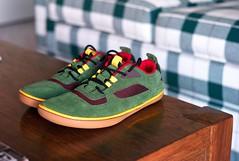 Terra Plana Aqua Shoes, November, 2009