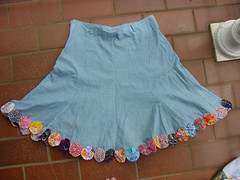Suffolk Puff Skirt