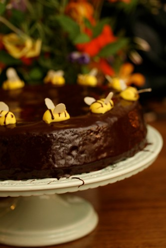 Chocolate Honey Cake 6