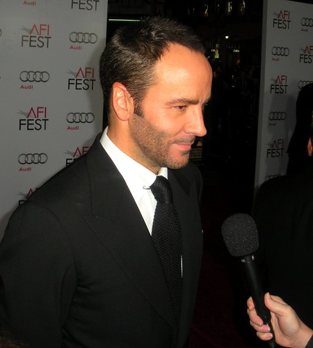 "Tom Ford - Director ""A Single Man"""