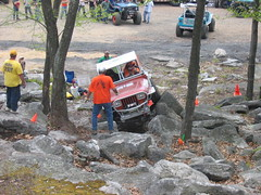 Jeep Wrangler YJ On Course. (geepstir) Tags: offroad 4x4 4wd paragon rockcrawling neuroc