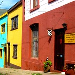 Valparaíso: Cerro Alegre, Calle San Enrique