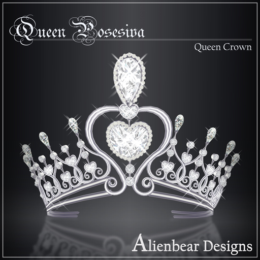 Queen Posesiva crown