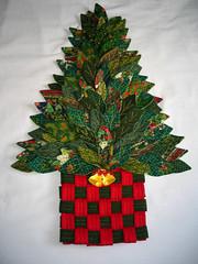 Mais uma prontinha (Josefa Rodrigues) Tags: natal quilt artesanato patchwork picnik presentes agulha linha j tecidos costura retalhos pesponto jrodrigues