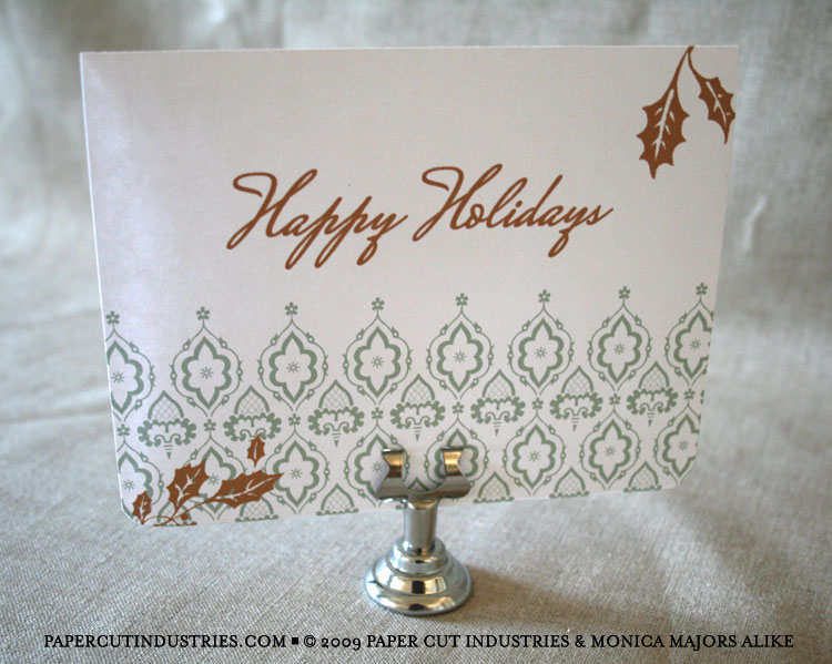 Happy Holiday Cards