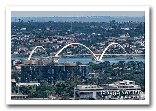 recorriendo Brasilia: el puente JK