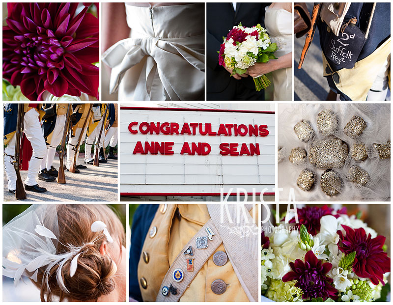 Hingham Wedding Details
