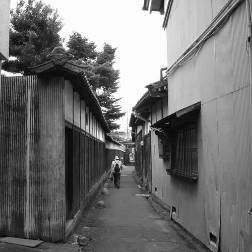 桜井市の商店街-28
