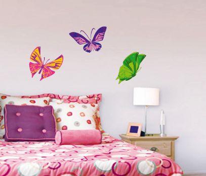 vinilo mariposa mandellia.es