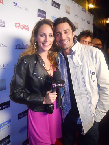 Gilles Marini - RealTVfilms Photo Stills - Toys For Tots Charity Event - F.A.M.E Mixer / London Moore's Birthday Bash