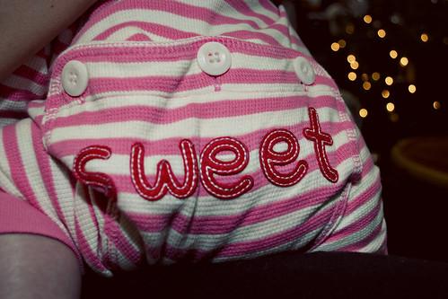 sweetness.