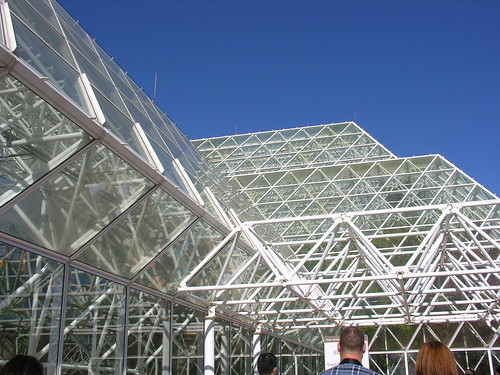Biosphere 2 - giant science experiment