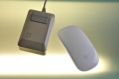 Apple Mouse Evolution