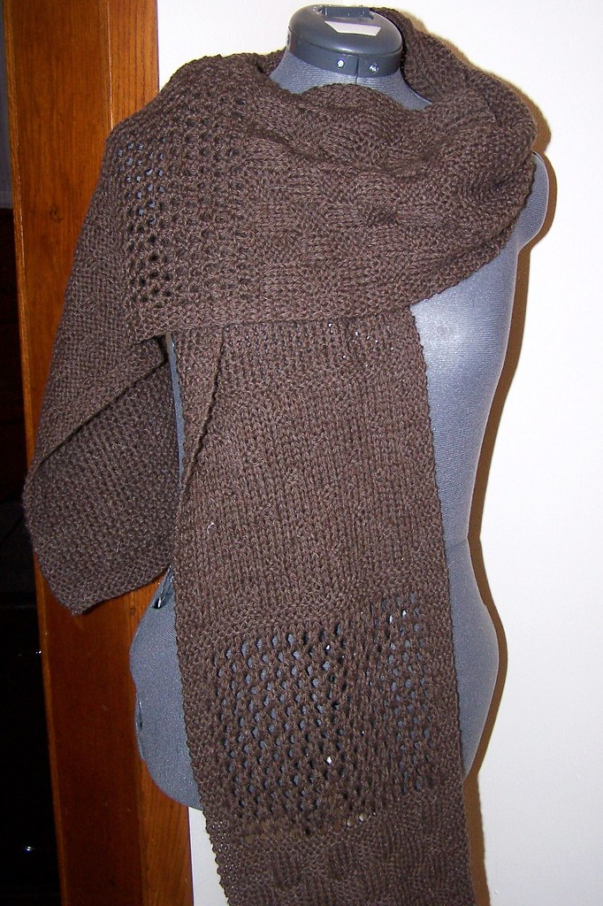 The Road Scarf