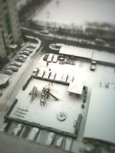 눈 오는 날