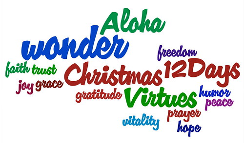 On the 5th Day of Christmas: Wonder