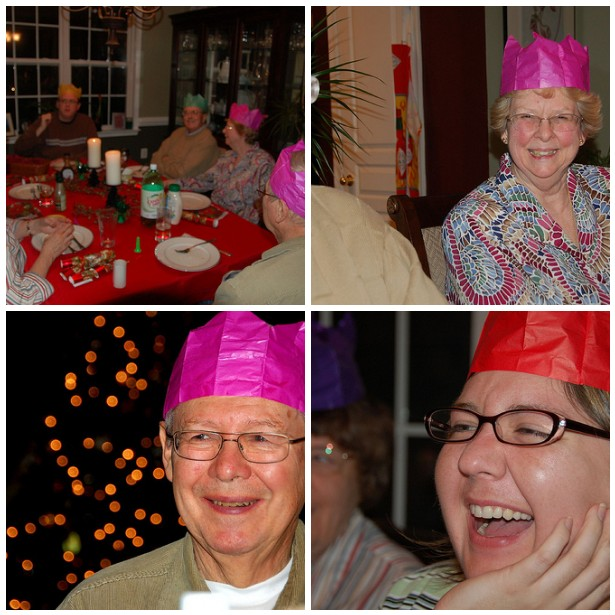 Cracker hats!