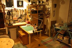 CLEAN Studio 12-30-09 (Terry.Tyson) Tags: art studio craft etchingpress