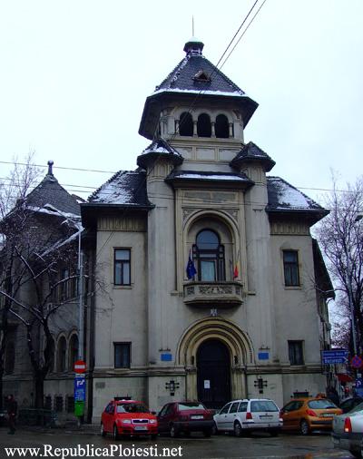 Palatul Administratiei Financiare - 2010 - 2