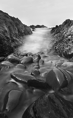 Outbound Waters (Charlie.Wales) Tags: waters longexsposure charliewales commercialuseallowed commons bw ir seascape sony surreal educationaluseallowed horizon explore explored exposure earth england evening edge detail depthoffocus depth perspective mechanism relative peace reflections new draw outbound