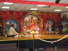 Hindu Goddess Durga (ShaluSharmaBihar) Tags: pray hindu hindus hinduism shakti god goddess durga praying religion faith religions india temple temples buddhism priest veda vedas indians mandir