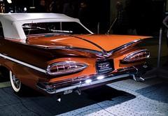 1959 Chevrolet Convertible (G. Maxwell) Tags: 2017 autophotography cars em1 olym25mmf12 olympus ontario toronto zuiko oldbutoriginal chevrolet 1959 fins
