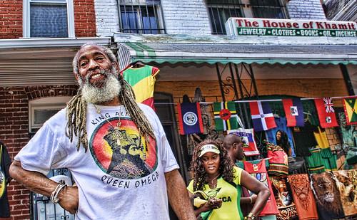 2009 DC Caribbean Carnival parade