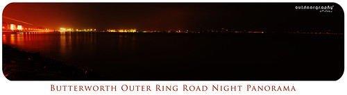 BORR Series #2 (Night Panorama)