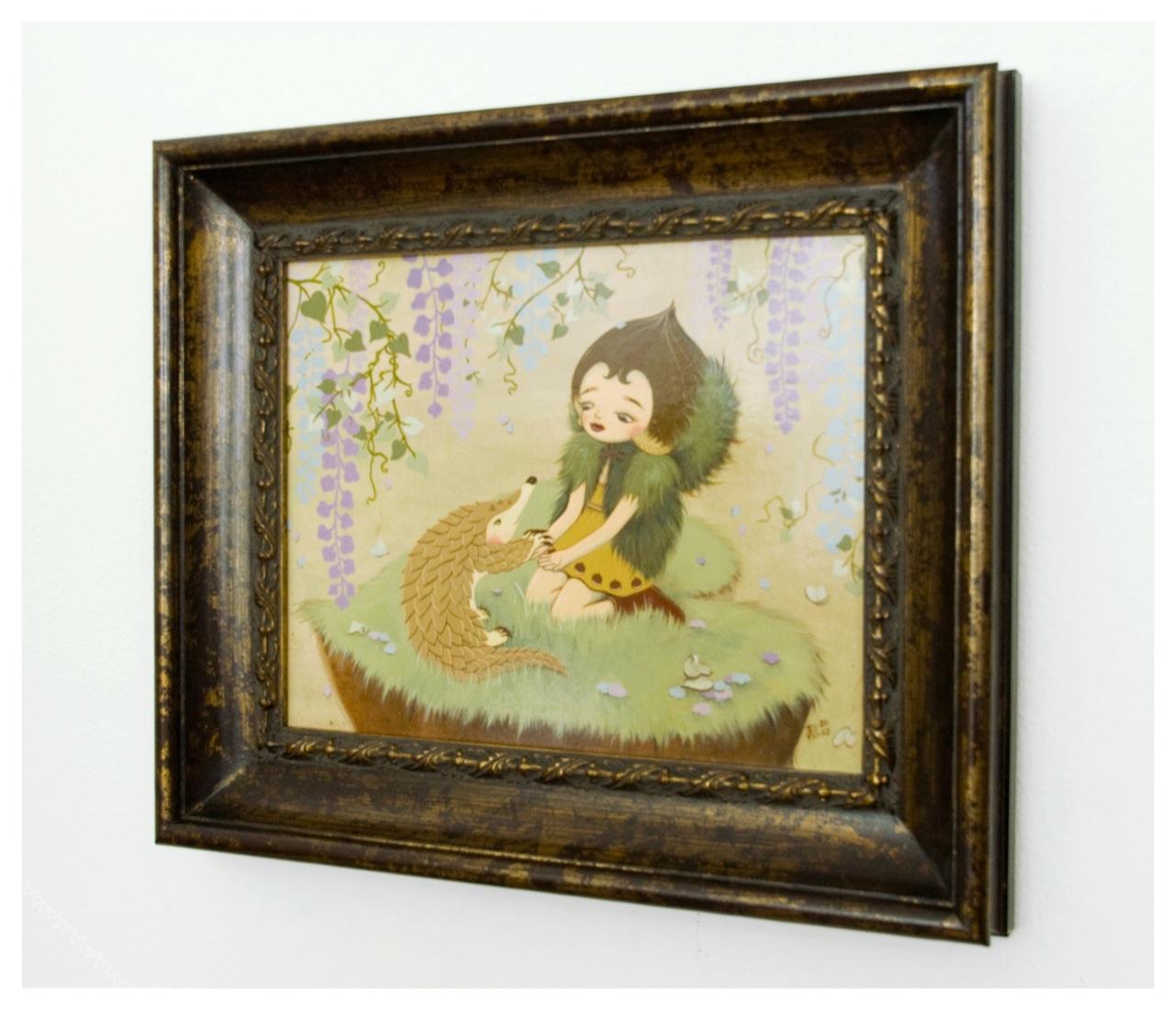 Harmony {Pango & Pomkuri} (framed)