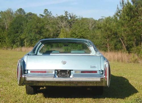 1976 Cadillac Mirage Pick Up