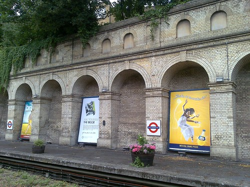 LSBU ad at South Kensington