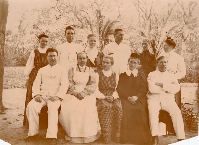 Madagascar missionaries 1900s