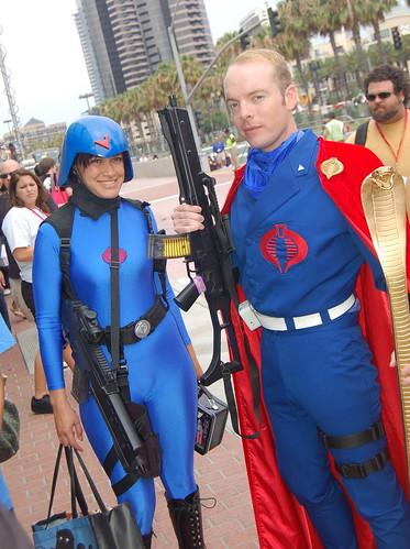 Comic Con 2009: Cobra Unmasked