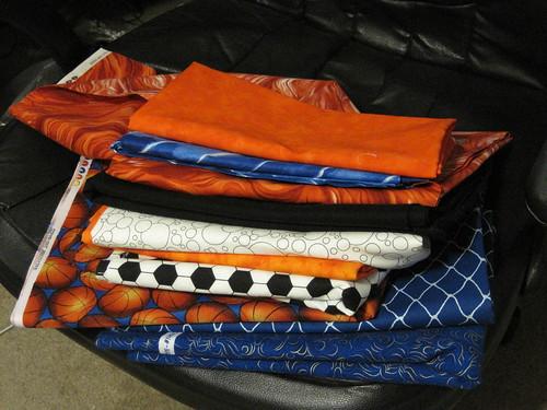 Johner's fabrics