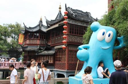 時空交錯的國際大都會-上海…-三十而慄