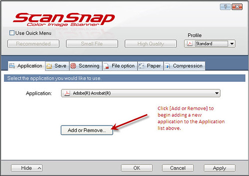 Can I Scan Directly to PaperPort Using ScanSnap? - Fujitsu ScanSnap