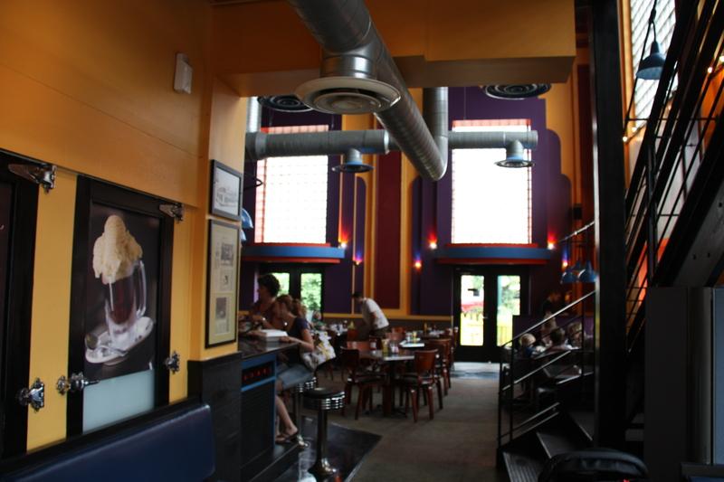 Inside Fitz's